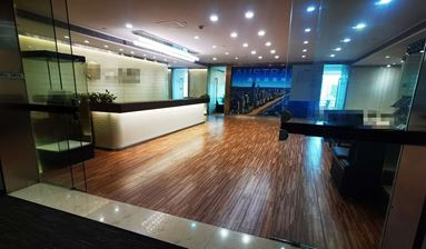 R&F Oriental International/R&F New World Centre (Office building) -Yuexiu District, Guangzhou