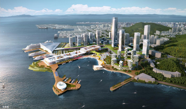 The whole T5 building of Prince Bay for sale