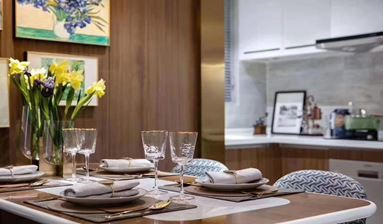 New well-refine, fashionable short rental apartment hotles for sale in China