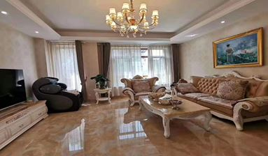 A luxury pension with refined decoration for sale in China