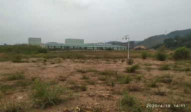 131905 m2 industrial land for sale in Huicheng District, Huizhou City CHINA